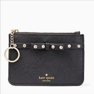 Kate spade laurel way bitsy jeweled wallet